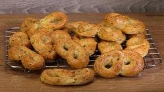 Biscotti salati di Silvana