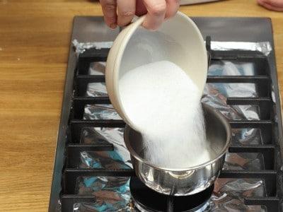Parfait al caffè