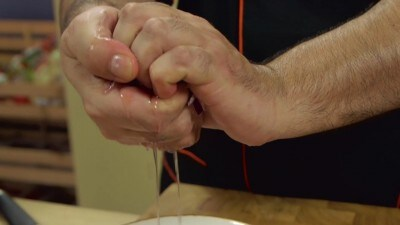 Insalata di pasta profumata
