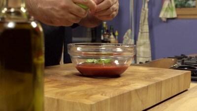 Fettine panate al forno con pomodoro e mozzarella