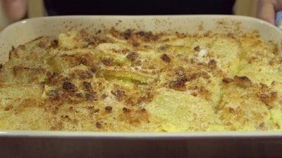 Patate gratinate