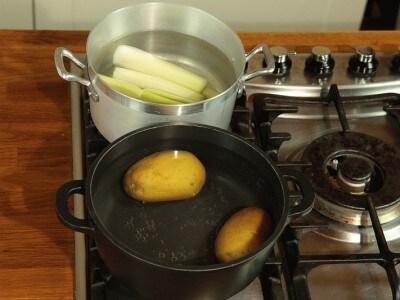 Insalata di patate alla svedese