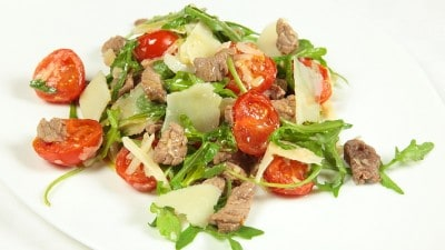 Carne tricolore