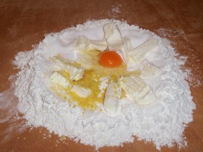 Pasta frolla di Cinzia