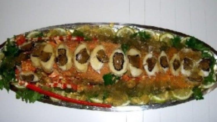 Aragosta con tartufo nero