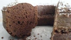 Pound cake al cioccolato e cannella