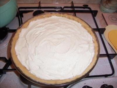 Crostata con nutella e crema di mascarpone