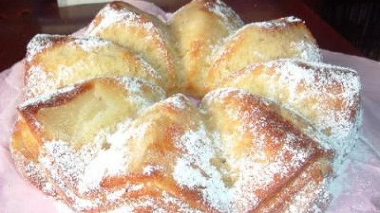 Ricette cucina torta di mele e ricotta