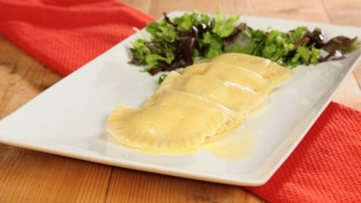 Kärntner Käsnudeln - Ravioli di patate austriaci