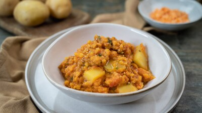 Zuppa di lenticchie Laaddas