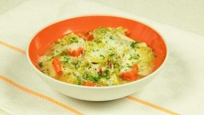 Zuppa vegetale bulgara