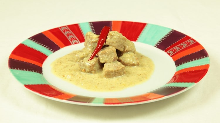 Curry di manzo delle maldive Geri Riha