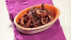 Calamari in umido Encornets à l'étuvée