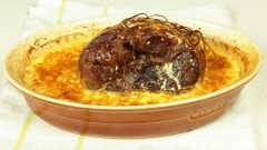 Agnello allo yogurt