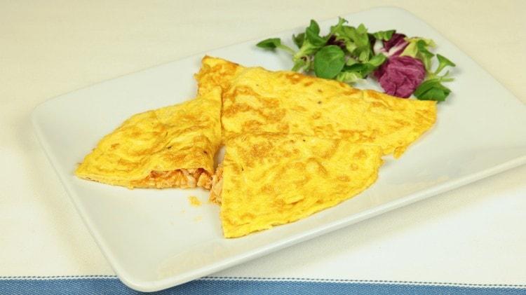 Tortilla alla mexicana