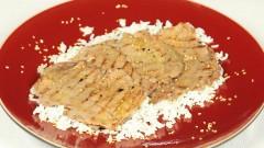 Manzo grigliato al sesamo