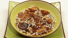 Minestra di pollo cinese