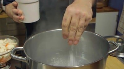 Cavolfiore sottaceto