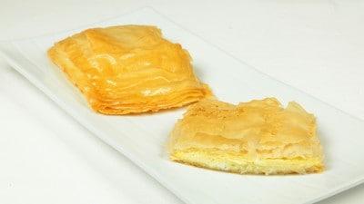 Focaccine al formaggio