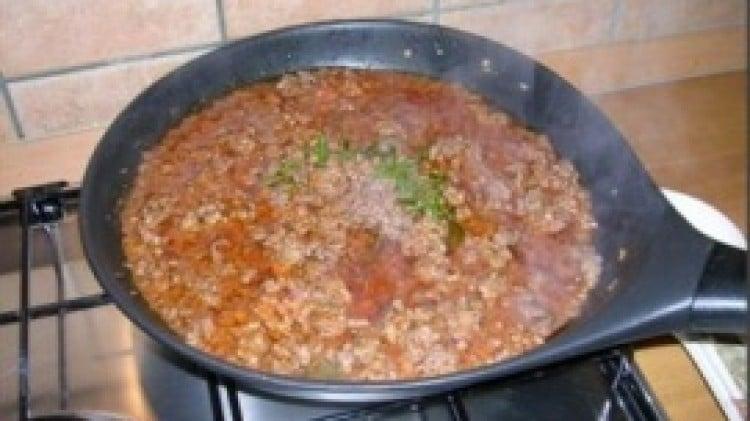 Ragù di carne di popa
