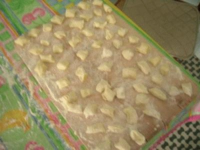 Gnocchi con salsa di pomodoro