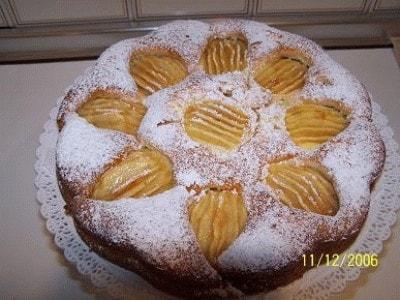 Torta di mele ricetta Paneangeli