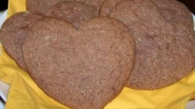 Biscotti Cuor di Nutella