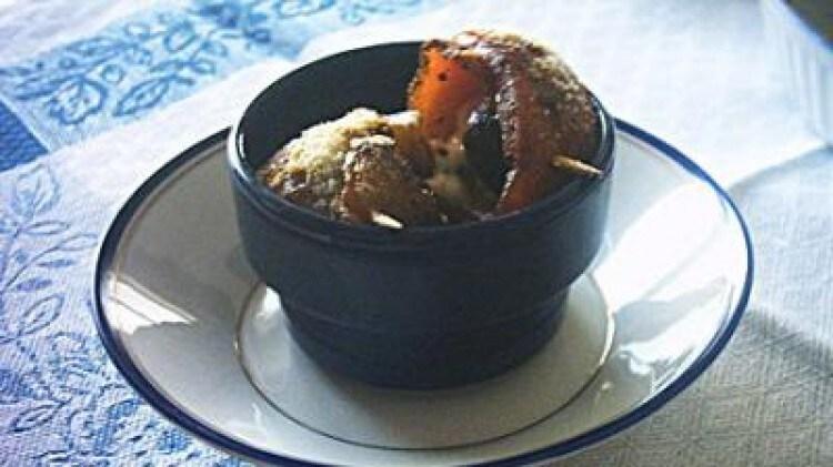 Bocconcini agrodolci di peperone