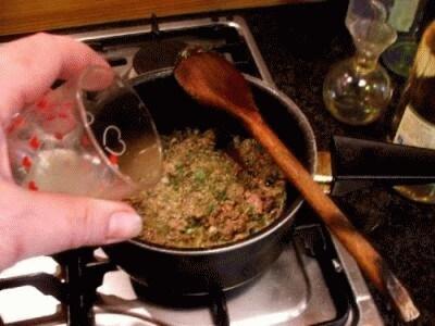 Bocconcini di quaglie sui crostoni
