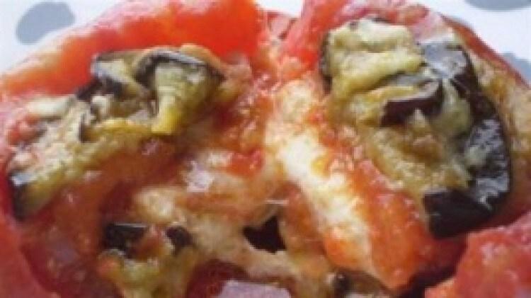 Parmigiana nel pomodoro