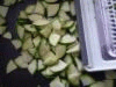 Lumaconi al forno con ripieno di gorgonzola e zucchine