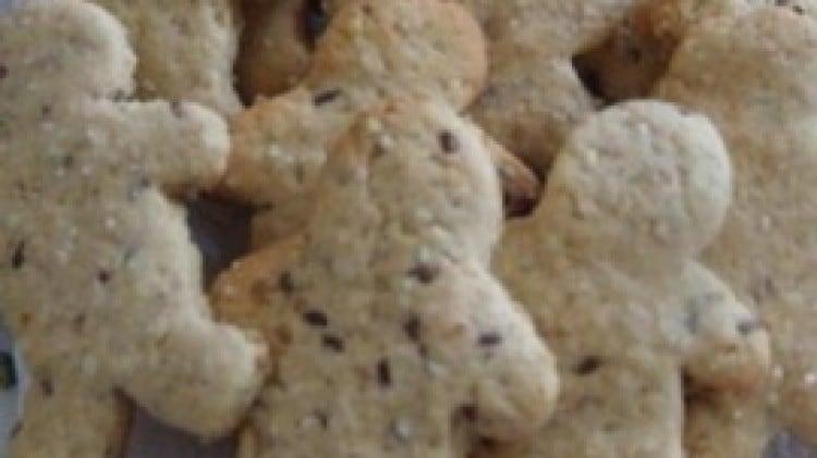 Biscotti al burro con avena e 5 cereali