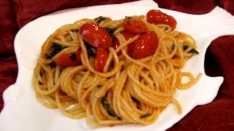 Spaghetti alla colatura d'alici