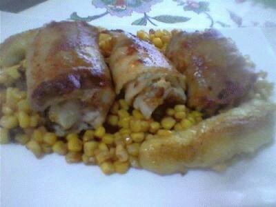 Il mio pollo Maryland