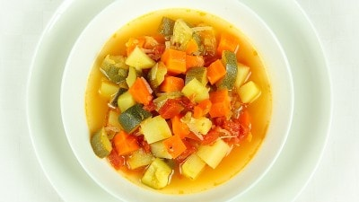 Chortosoupa - Zuppa di verdura