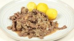 Gulash di cipolle austriaco