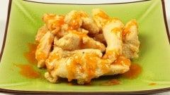 Pollo all'aglio