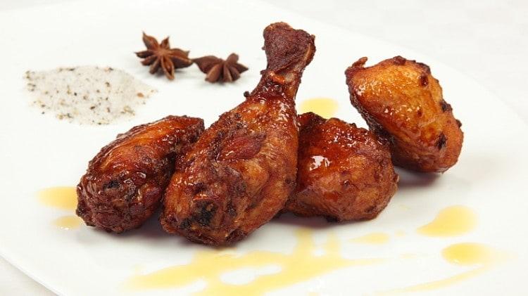 Pollo fritto in stile cinese
