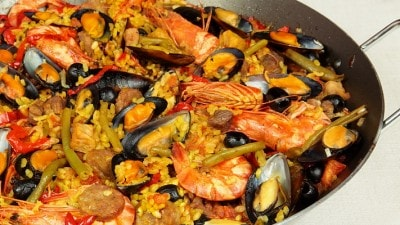 Paella Valenciana II