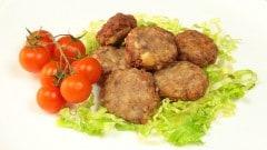 Polpette fritte albanesi