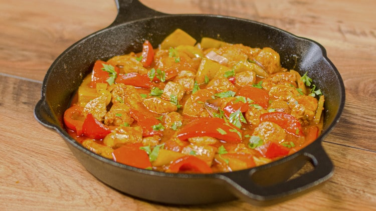 Pollo Jalfarezi