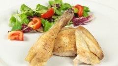 Pollo arrosto siriano