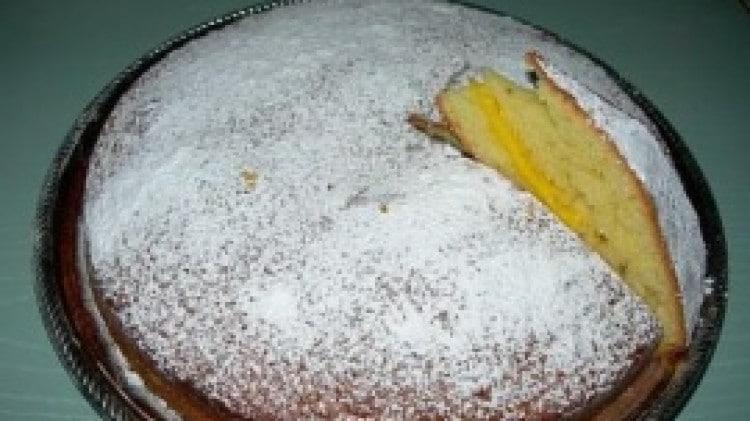 La torta al limone di agosto59