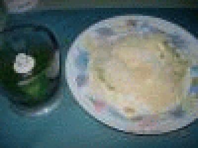 Chicche di ricotta e spinaci