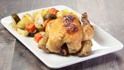 Pollo al forno di caterina2a