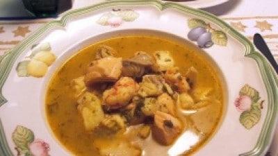 Zuppa di pesce di Brontolo