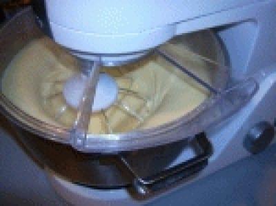Pan di spagna al cacao di ciciuzza