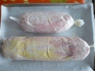 Rotolo di coniglio alla senape e asparagi