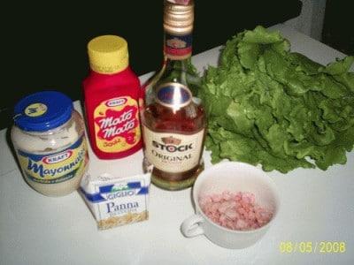 Cocktail di gamberetti facile