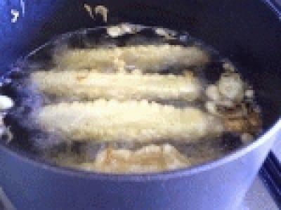 Asparagi di bassano in pastella